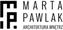 Marta Pawlak – architektura wnętrz Logo